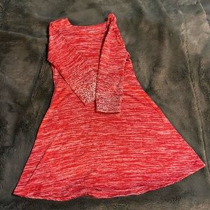Other - Red Cotton Dress